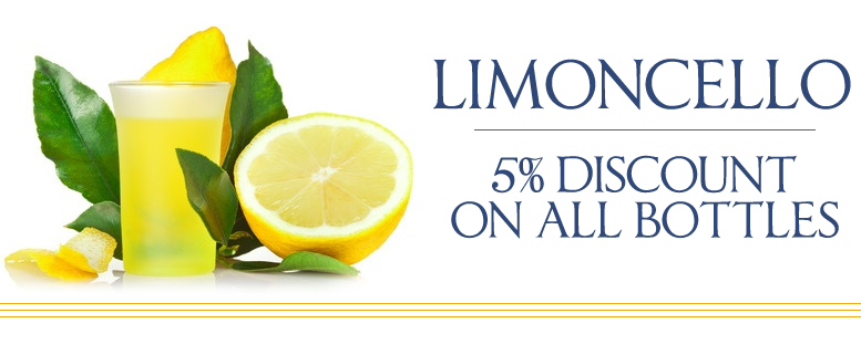 Limoncello Store online