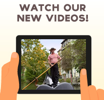 Click and watch our commercials!