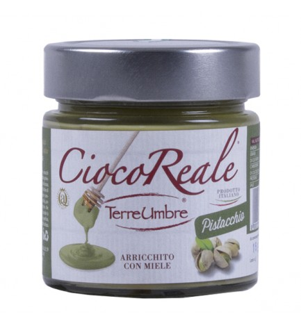 italian food ciocoreale pistacho