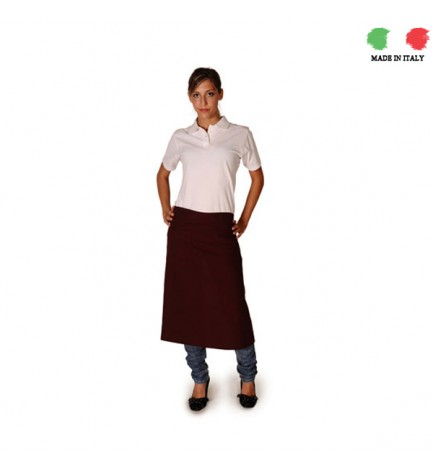 2 Short Kitchen Aprons - Unisex
