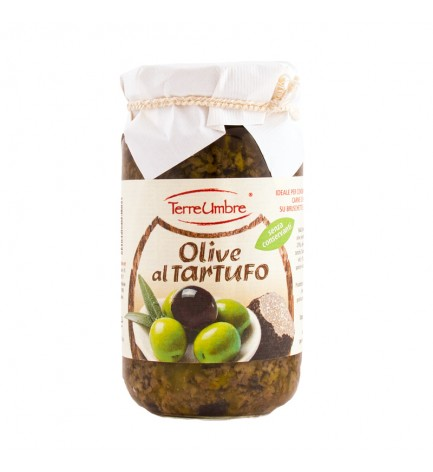 Truffle & olive sauce gr 180