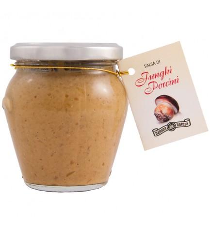 "Porcini Mushroom Sauce ""Italiana Natura"""