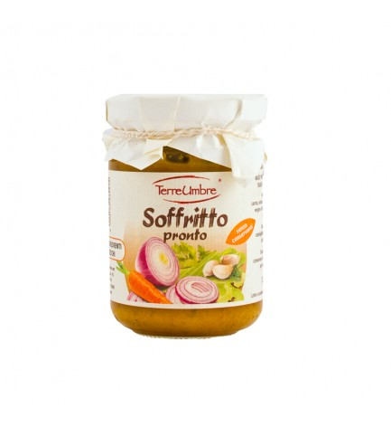 Italian soffritto (ready to use) gr 140