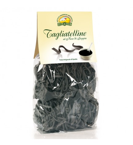"Black Ink Sepia Tagliatelline ""Italiana Natura"""