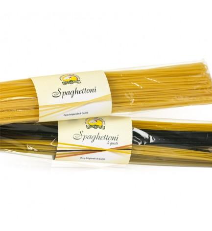 """Spaghettoni 5 Flavors """"Spirito Italiano"""""""