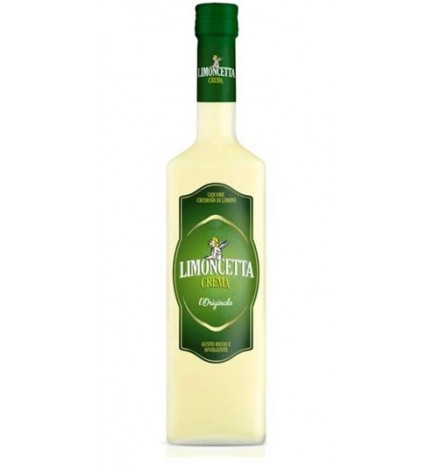 Limoncetta cream lemon liquor