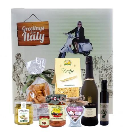 Italian Dinner For Two