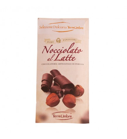 Nocciolato chocolate