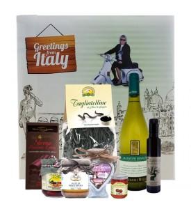 Italian Blind Date Dinner For Two