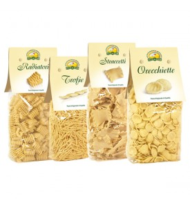 Durum wheat Pasta Set
