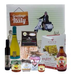 Italian Dinner For Two - Italia Ti Amo