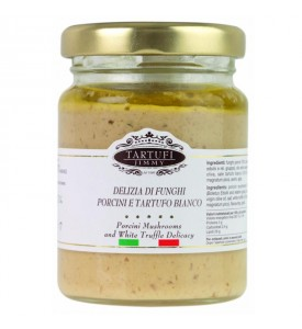 Italian Delight of Porcini and White Truffle
