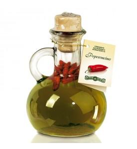 """Extra Virgin Olive Oil - Chili """"Italiana Natura"""" cl 25"""