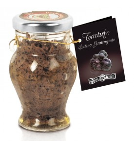 "Grated Summer Truffles - ""Italiana Tartufi"""