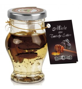 Honey with summer truffle - 100gr