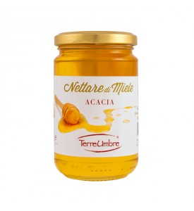Acacia flower honey