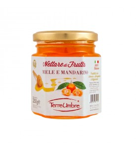 Nectar fruit - honey and tangerine