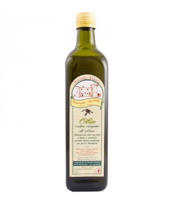 Paoletti Family Farmhouse - Extra Vergin Olive Oil
