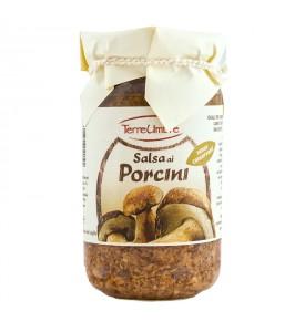 Porcino mushroom sauce gr 180