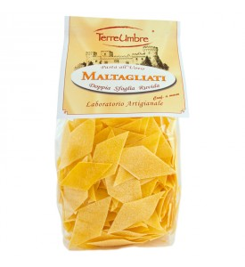 "Maltagliati (hand-packing) ""Terre Umbre"" 500g"