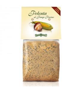 "Polenta with Porcini Mushroom ""Italiana Natura"""