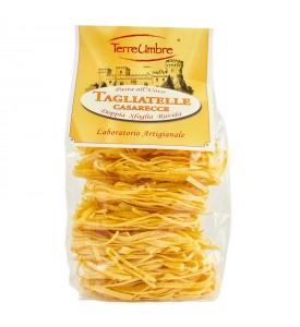 "Tagliatelle all' uovo (hand-packing) ""Terre Umbre"" 500g"
