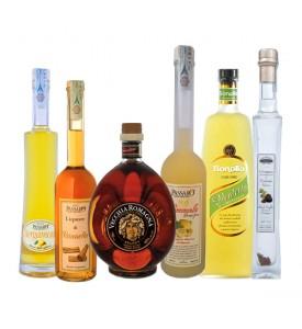 ByItaly Large Liquor Box
