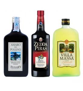 ByItaly Mini Liquor Box