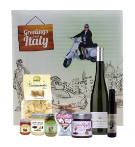 Italian Dinner For Two - Taste of Roma