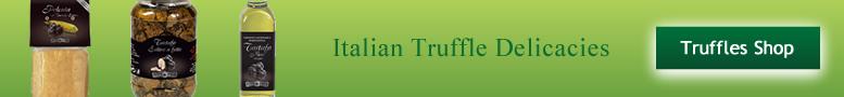 Italian truffles shop