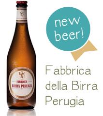 Italian Beer Fabbrica della Birra Perugia