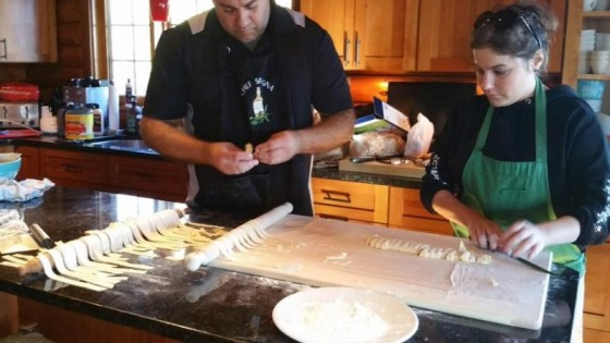 making-pasta-at-home-with-original-italian-wooden-pasta-board