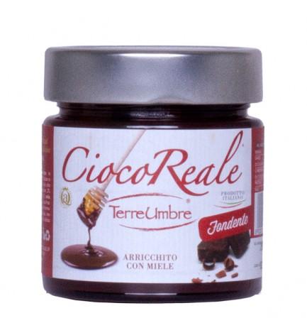 italian food ciocoreale dark chocolate