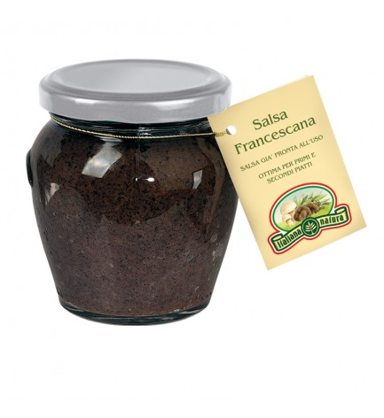 """Franciscan Sauce """"Italiana Natura"""""""
