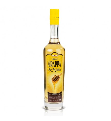 Grappa Honey Liqueur