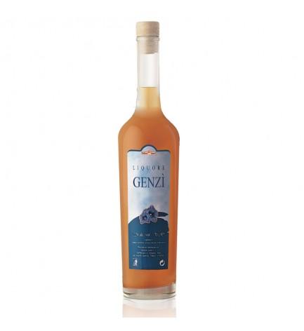 Genzì - gentian liqueur from Abruzzi