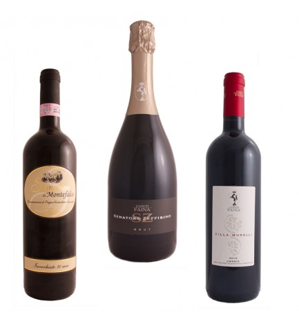 Umbria Wine collection