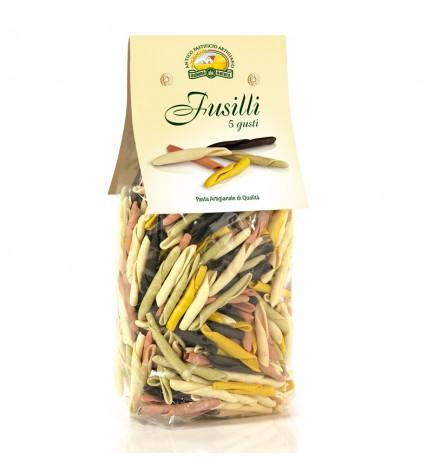 "Fusilli 5 Flavors ""Italiana Natura"""