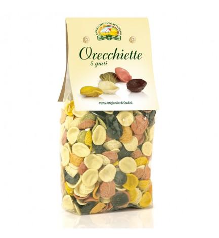 """Orecchiette 5 Flavors """"Italiana Natura"""""""