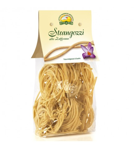 """Saffron Strangozzi """"Italiana Natura"""""""