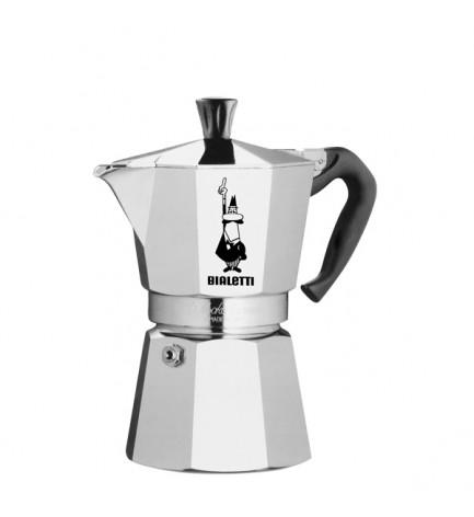 Moka Coffee Bialetti Style 4 cups