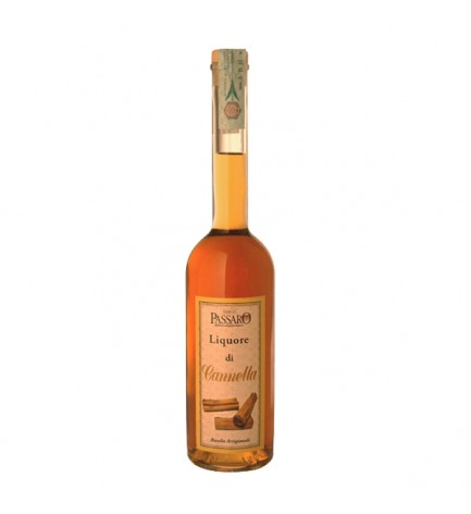 Traditional Cinnamon Liquor