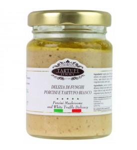 Italian Delight of Porcini and White Truffle