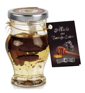 Honey with summer truffle - 100gr