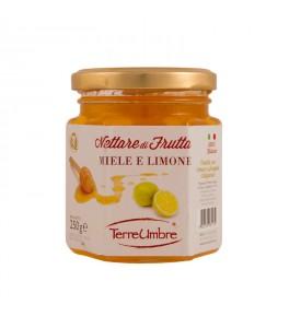 Nectar fruit - honey and lemon 250gr