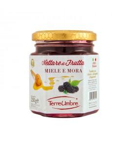 Nectar fruit - honey and blackberry