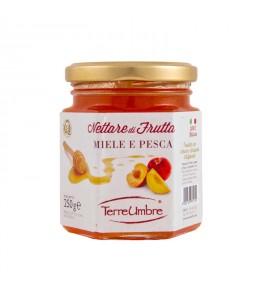 Nectar fruit - honey and peach 250gr