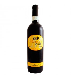 Montefalco red wine D.O.C. cl 750