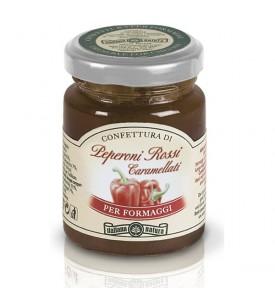 Caramelized Red Pepper Jam
