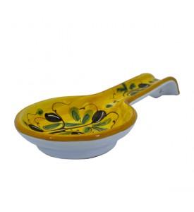 italian food Door ladle - ceramics from Deruta